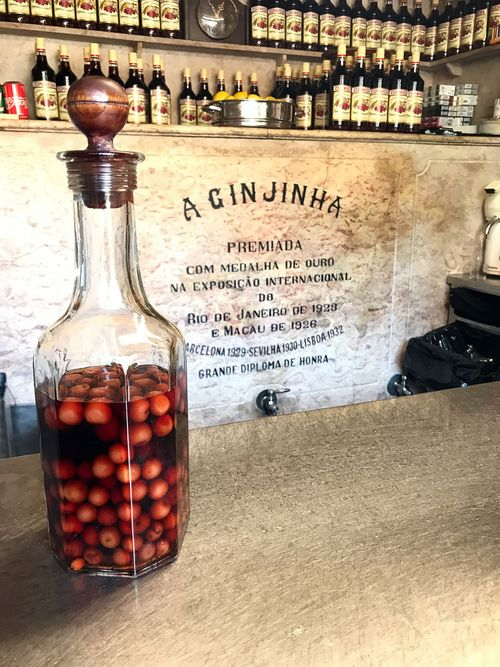 Ginjinha is Lisbon's Iconic Cherry Liquor, Here's Where to Drink It